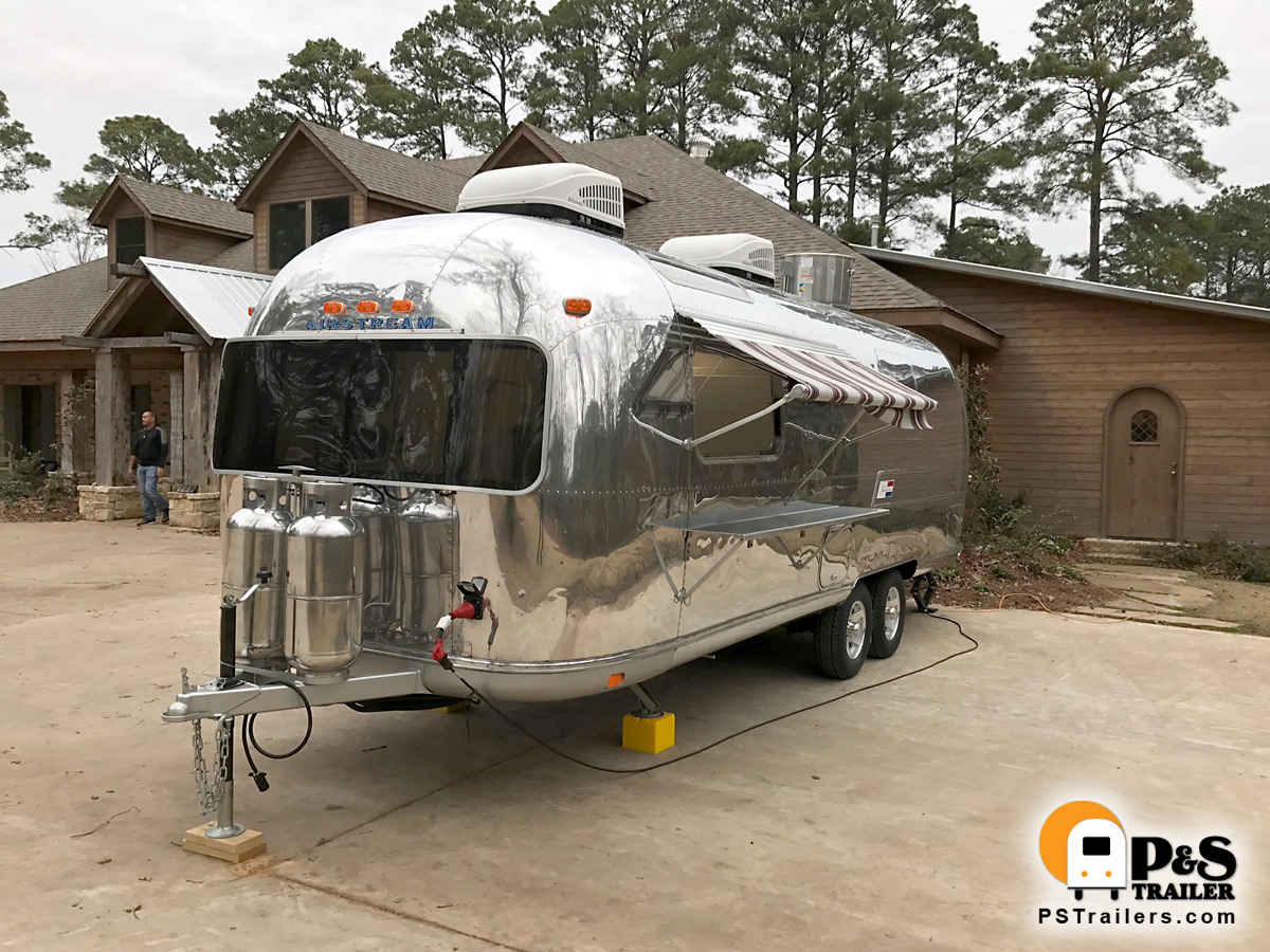 P S Trailer Service Growing The Dynasty Airstream Food Truck