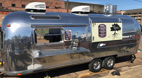 Growing the Dynasty Airstream Food Truck - at A&E Prop Lot small