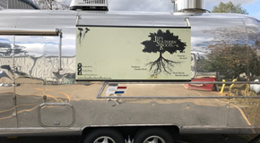 Jep Robertson's Logo for Food truck Business